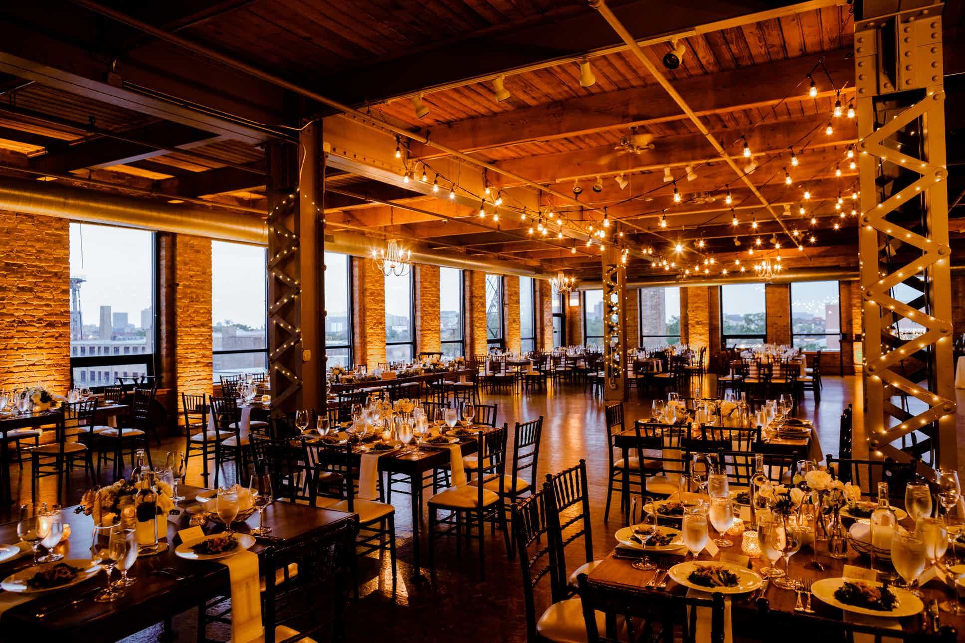 City View Loft Downtown Chicago Wedding Venue Chicago