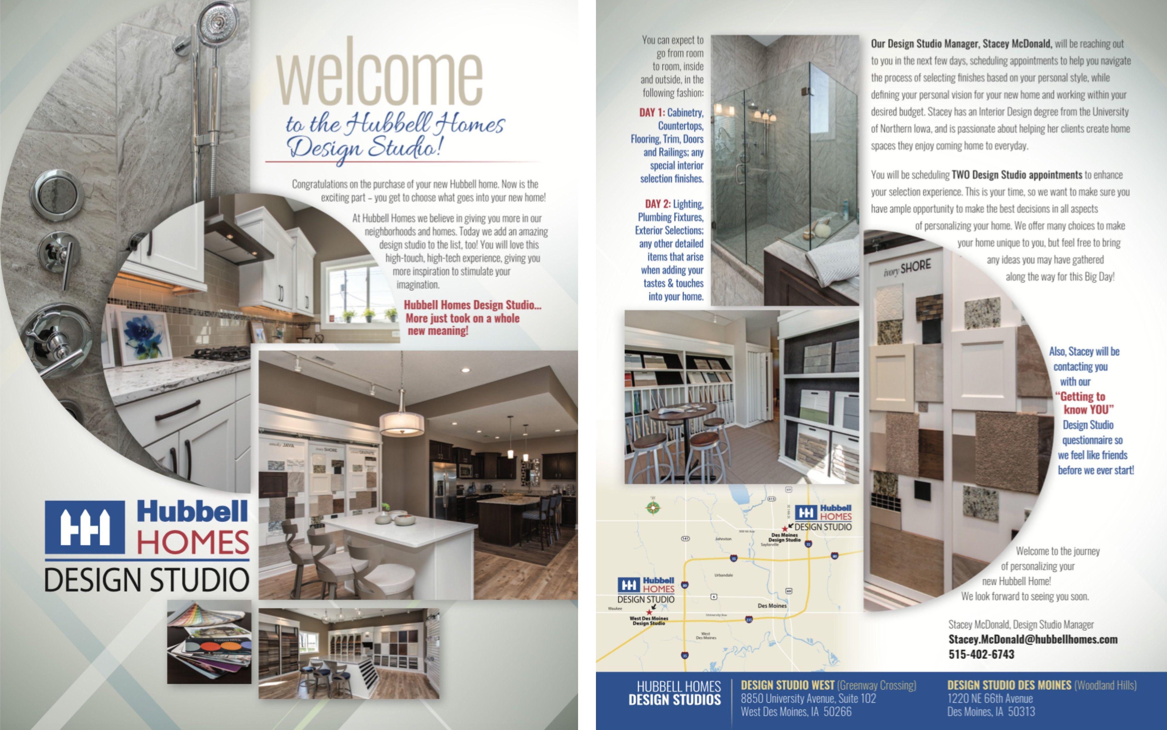 Modernized revision to Builder brochure (8.5\