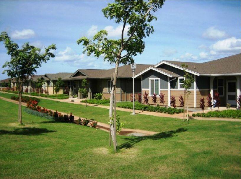 Navy Region Hawaii Ford Island Landing Neighborhood 3 5 Bedroom Homes For Naval Officers O1 O6 Navy Housing Military Housing Hawaii Life