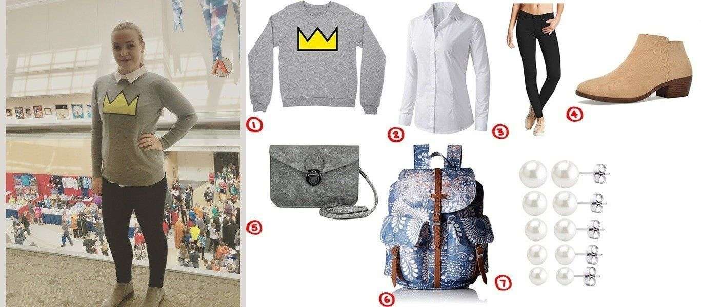 Betty Cooper Cosplay Costume Guide Betty Cooper Fashion Inspo Crew Neck Sweater