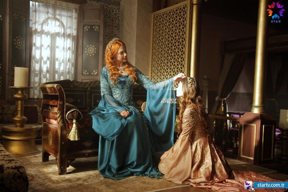 Pelin Karahan Actress Muhtesem Yuzyil Mihrimah Sultan Magazin