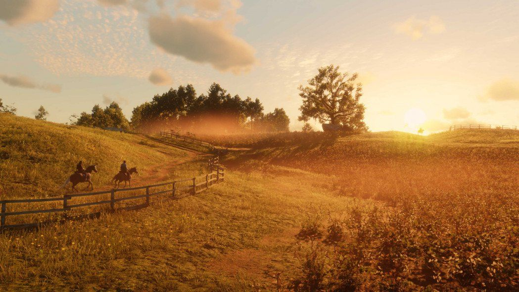 Red Dead Redemption 2 PC Specs Announced Red dead