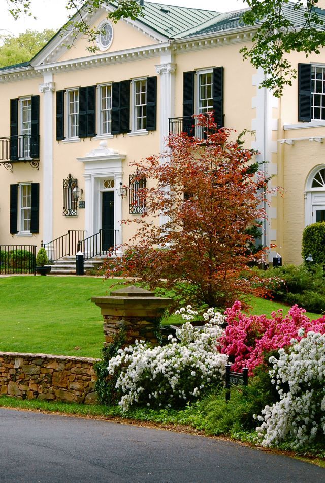 Airlie Is A Waron Hotel And Virginia Conference Center Located In 50 Minutes From Washington D