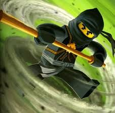 Cole The Earth Ninja