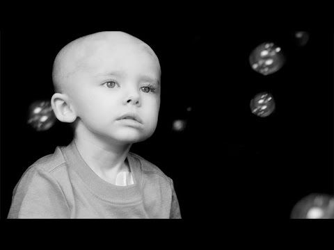 A Circle Of Care Surrounds Photo Exhibit For Pediatric Cancer