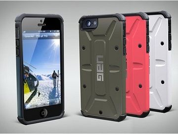 iPhone 5 Composite Case by Urban Armor Gear – $17