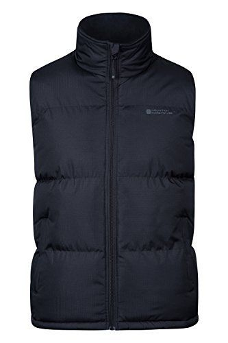 Mountain Homme Manches Sans Warehouse Imperméable Rembourré Veste OxwqO0r8