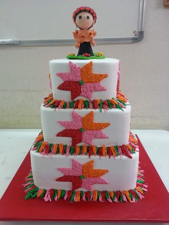 Happy Birthday Silvi Cake