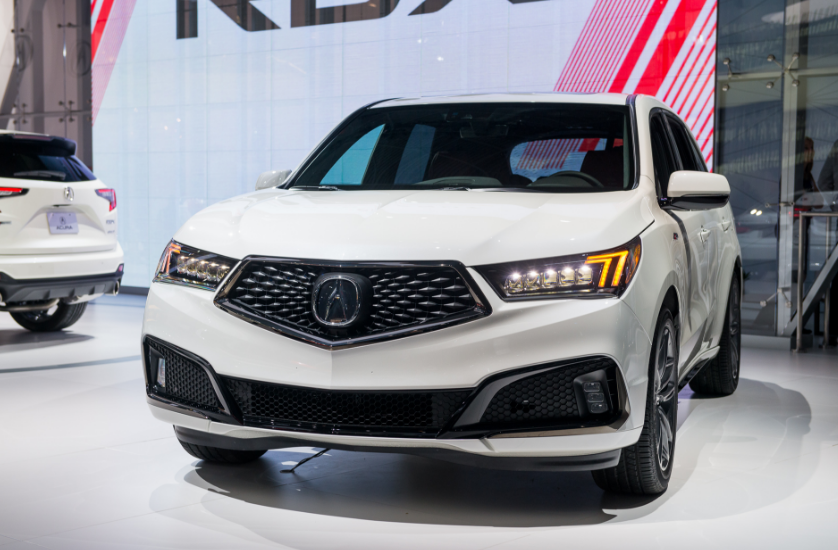 2021 Acura Mdx Release Date This Finest Marketing Three