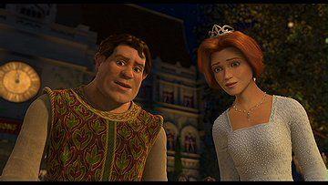 The Shrek Trilogy Fiona Shrek Princess Fiona Shrek Dreamworks