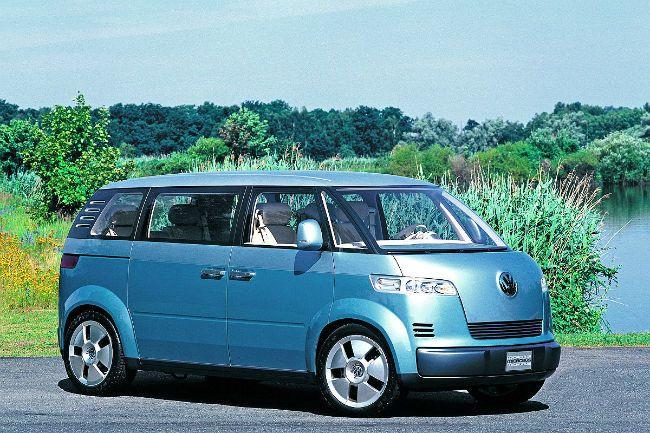 2018 Volkswagen Van