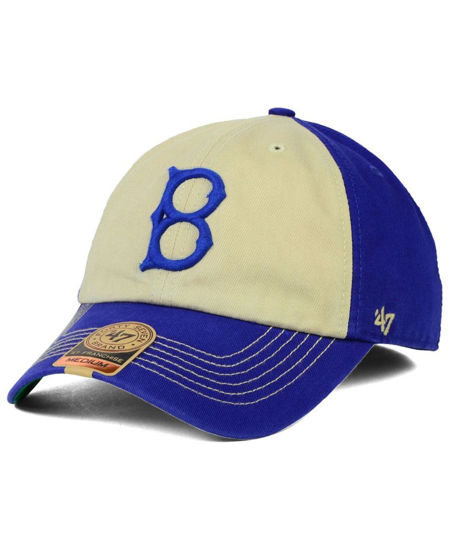 47 Brand Brooklyn Dodgers Hodson Franchise Cap | Products ...