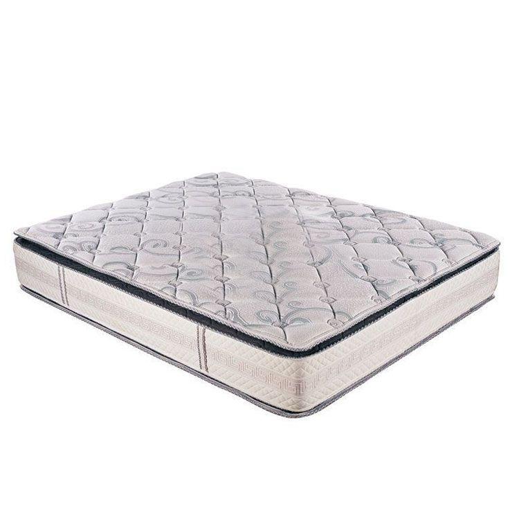 Double High Density Foam Very Soft Sleep Well Coil Queen Pocket Spring Mattress Ai 1113 Pocket Spring Mattress Mattress Sleep Comfortably