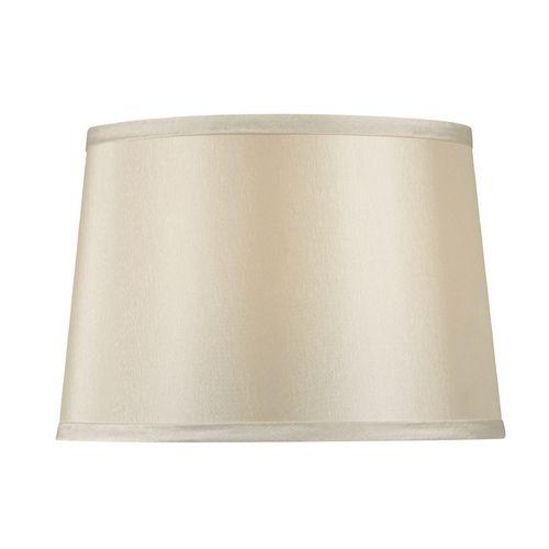 Lighting Beige Hardback Drum Lamp Shade
