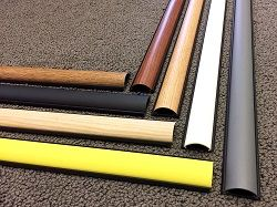 Cable Ties And More Cord Cover Floor Cord Cover Hide Electrical Cords