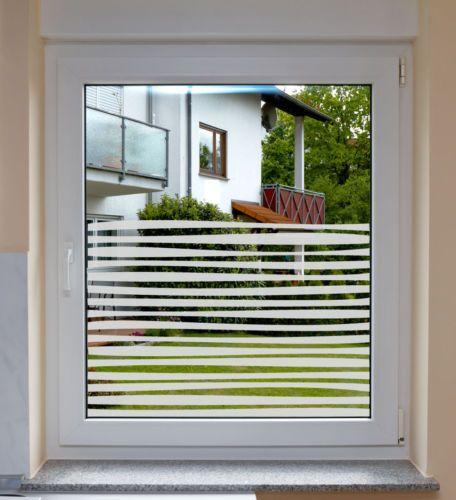 Folie für badezimmerfenster  Fensterfolie Sichtschutz Folie Glasdekorfolie