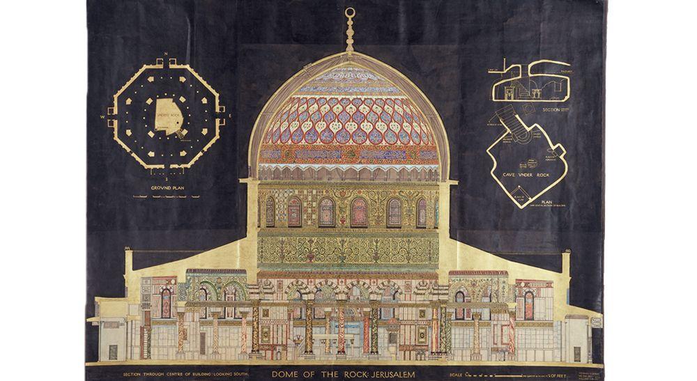 Line Drawing Jerusalem : The history of jerusalem