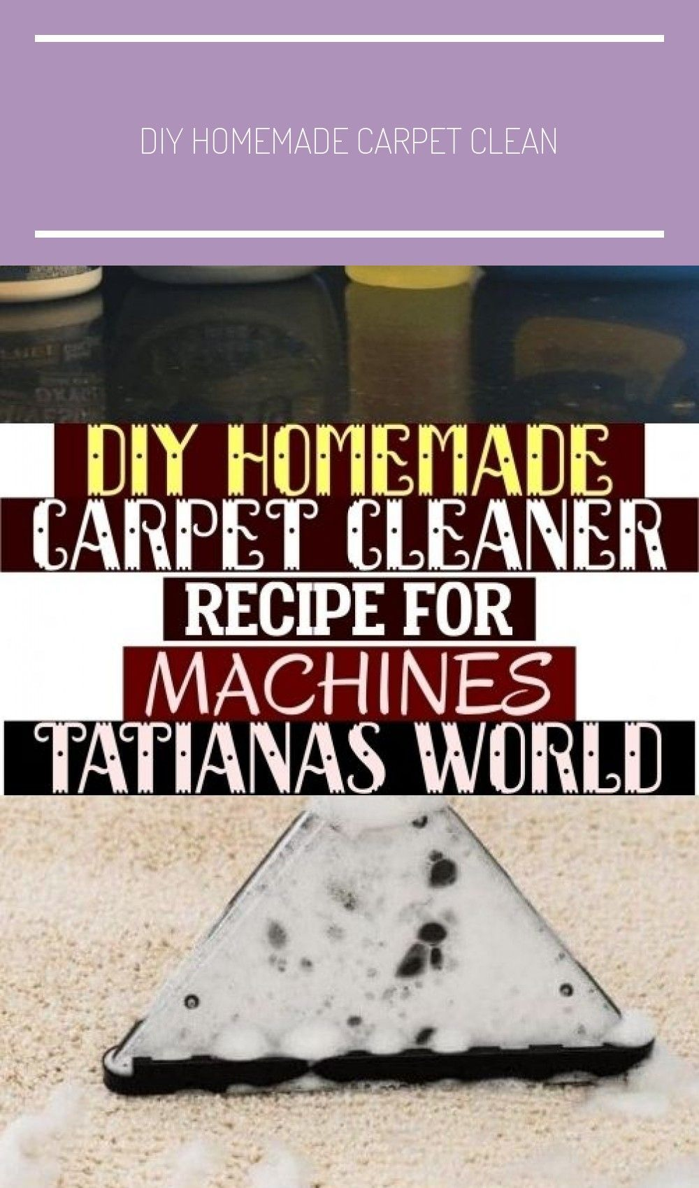 Diy Homemade Carpet Cleaner Recipe For Machines Tatiana's World & #carpetcleaner...,  #Carpet #carpetcleaner #Cleaner #DIY #Homemade #Machines #Recipe #Tatianas #World