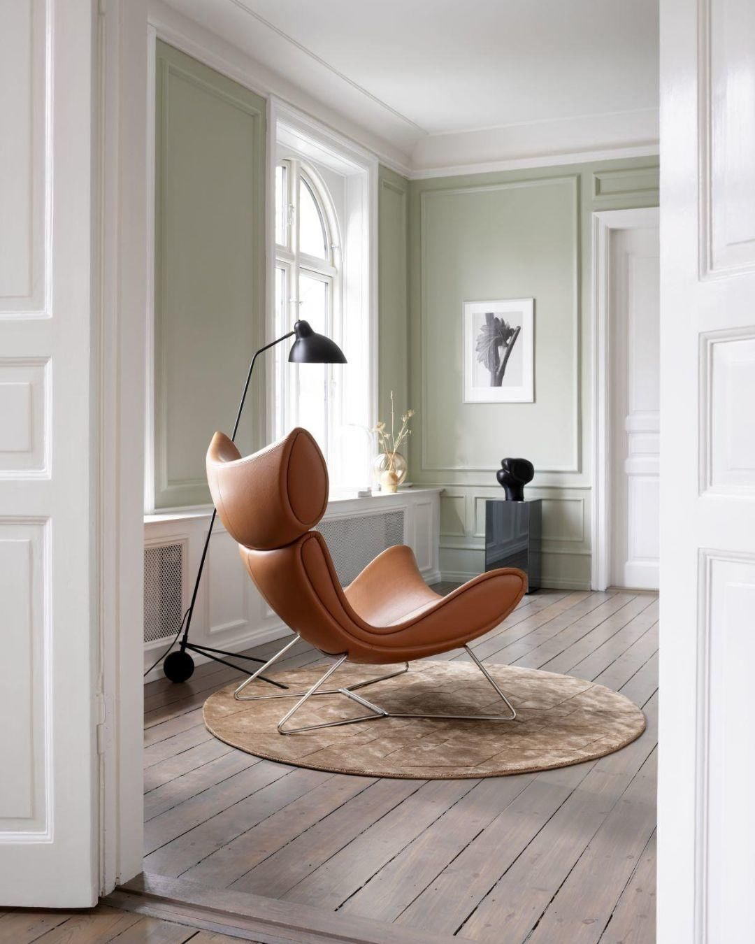 Wall Colour And Chair Bo Concept With Images Furniture