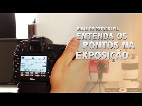 Dicas de Fotografia - Entenda os Pontos na Exposição - YouTube