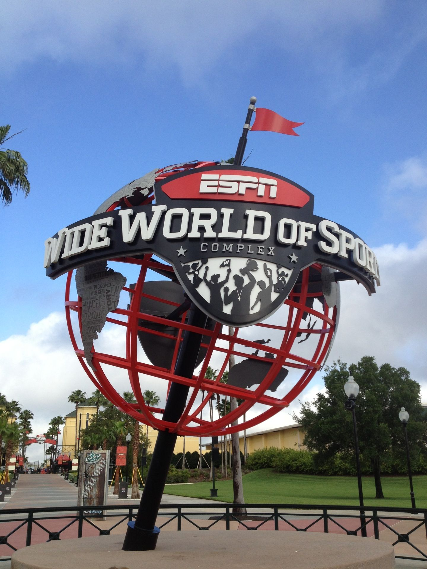 ESPN Wide World of Sports Walt Disney World Map Pinterest