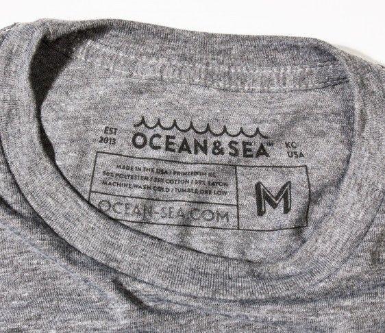 Download La Kc Ny Grey Tee Ocean And Sea Custom Clothing Labels Printing Labels Clothing Tags