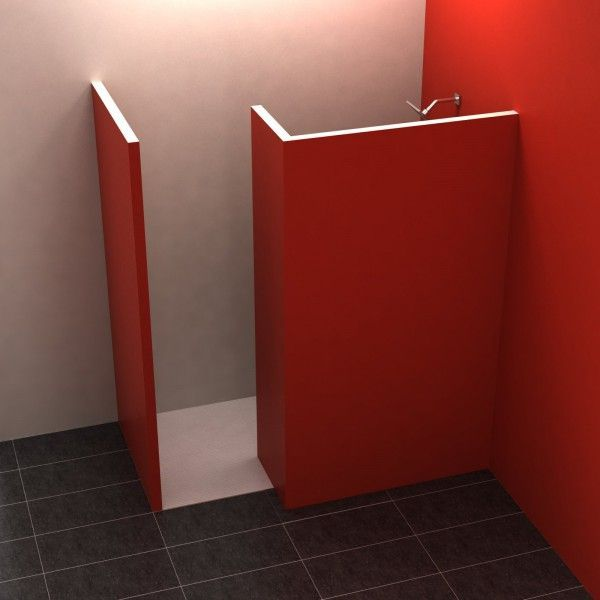 Image result for gemauerte dusche ohne glas Toilets