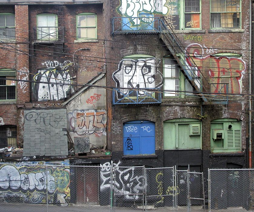 The Edge Apartments Vancouver: Slums, House Styles, City