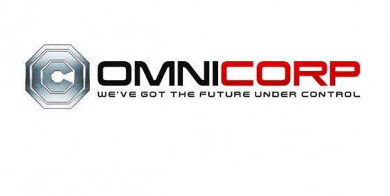 RoboCop-OmniCorp-Logo #cyberpunk #design #logo