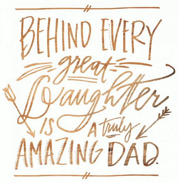 Father Daughter Sayings And Quotes: 28 Cute & Short Father Daughter Quotes With Images