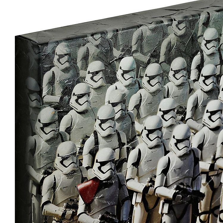 Stormtrooper Army Canvas Art Print