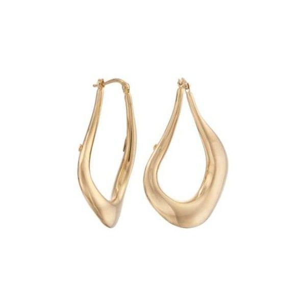 Roberto Coin Snap Hoop Earrings JNn7r