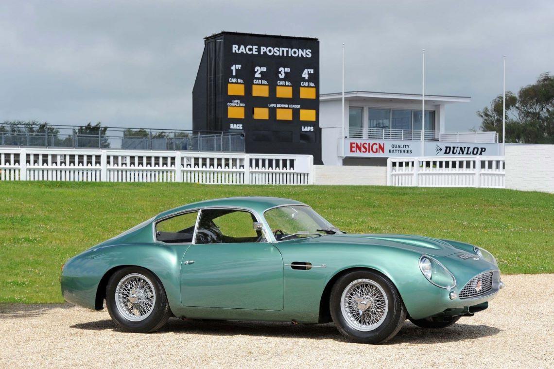 1961 aston martin db4 gt zagato | cars for sale | fiskens | classic