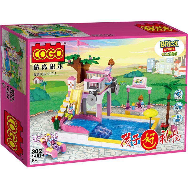 2017 New Motorhomes City My Building Blocks Bricks Toys Forge Mini World DIY