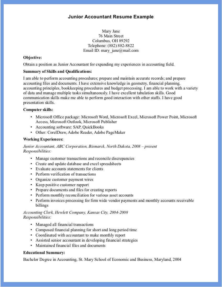 Winning Examples Nursing Resumes Resume Accountant Samples Resumes