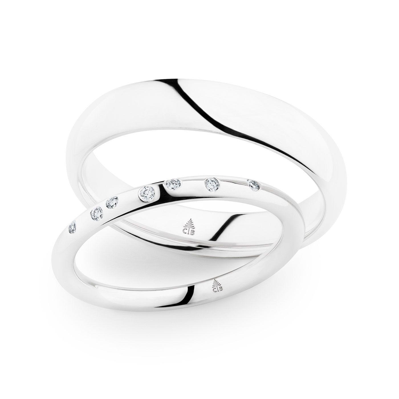 Schmale Ringe mit großer Bedeutung (avec images) | Mariage