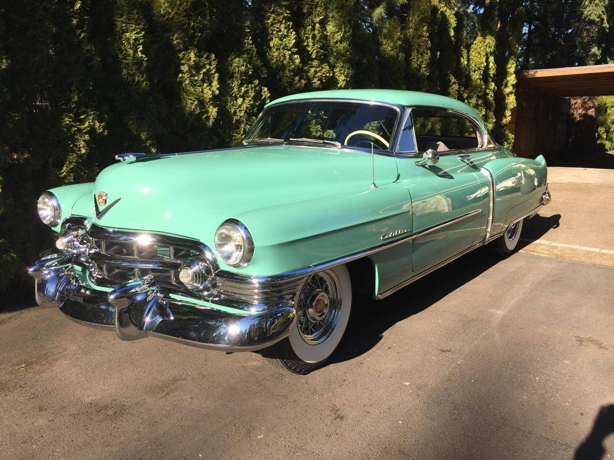 1950 cadillac coupe deville for sale 1916929 hemmings motor news cadillac cadillac cars. Black Bedroom Furniture Sets. Home Design Ideas