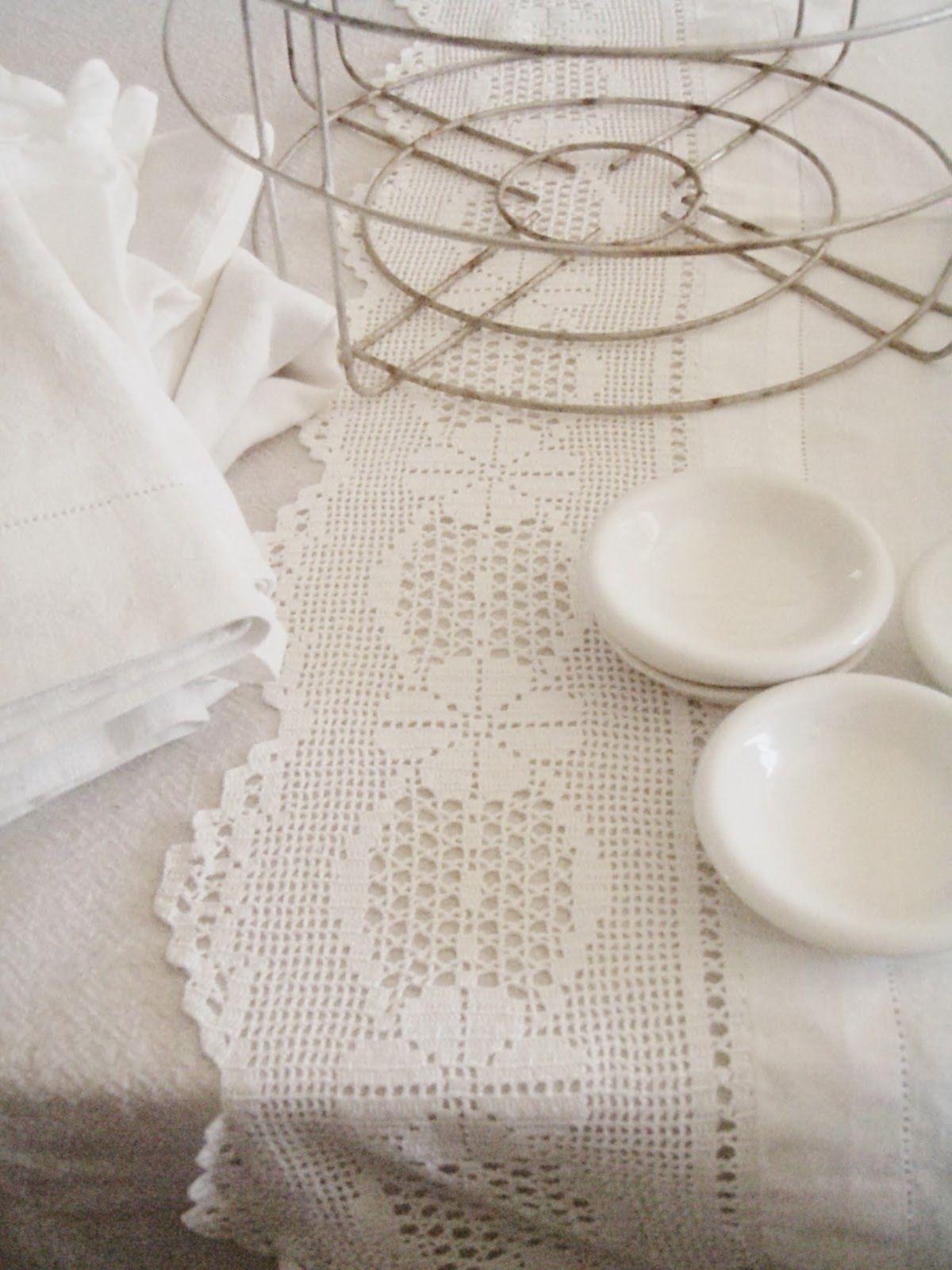 Cabin & Cottage : Simple White Things | Örgü modelleri | Pinterest ...