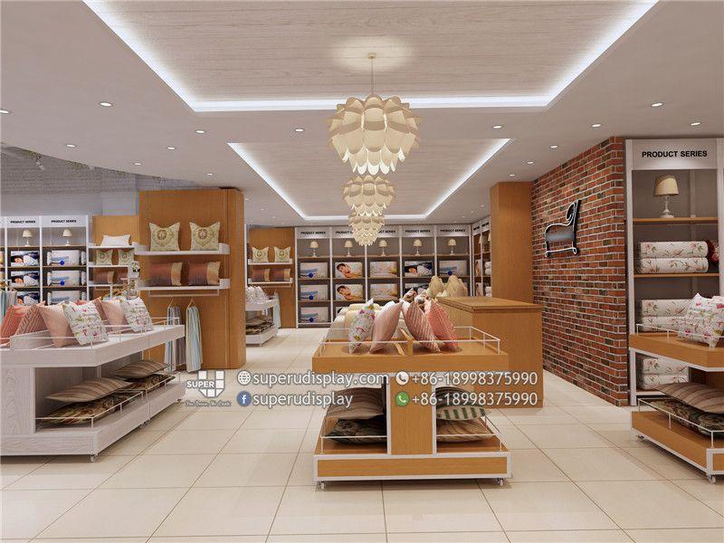 Bedhome Bed Store Interior Design Home Textile Store Design