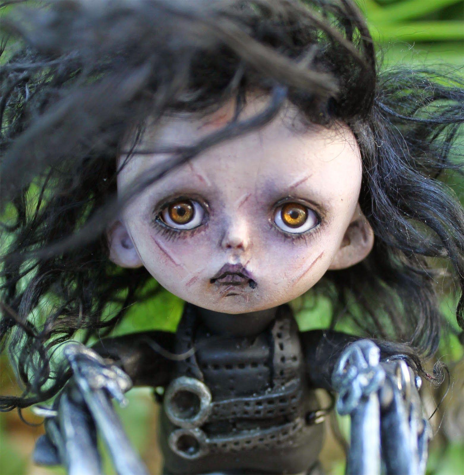 ooak art doll - Google Search
