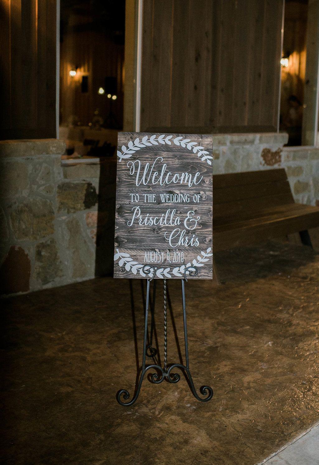 Wedding reception wedding decorations 2018 november 2018 Pinehaven Wedding Venue  wedding signs  Pinterest  Wedding