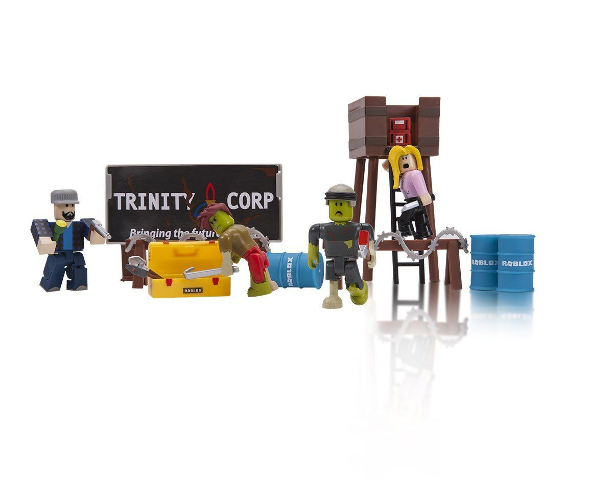 ROBLOX Zombie Attack playset