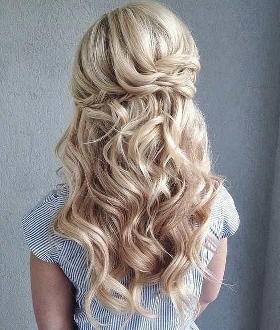 New Hairstyle For Wedding Ceremony: Fall Wedding Hair Ideas