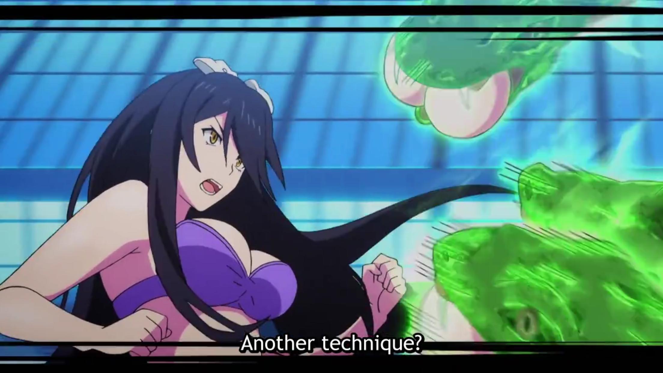 Keijo!!!!!!!! Episode 10 Keijo anime, The last witch, Anime