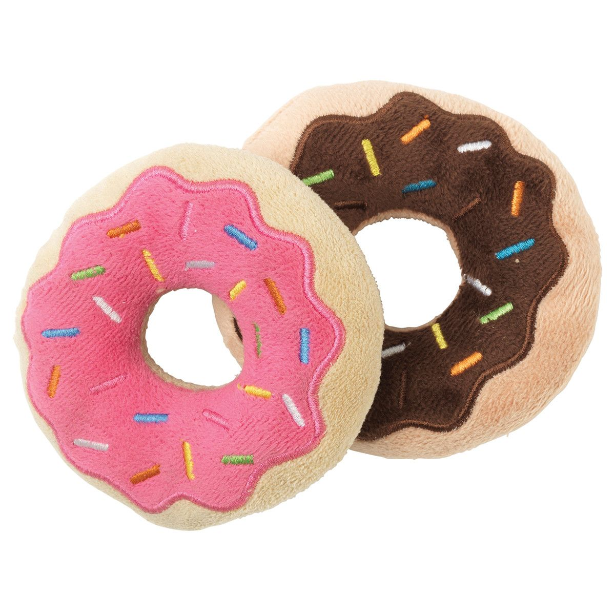 Donuts Plush Dog Toy Cute Dog Toys Dog Toys Toy Puppies
