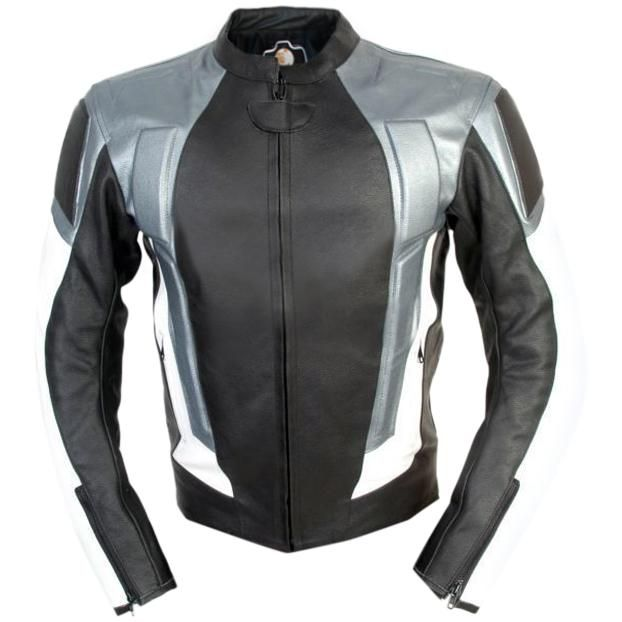 Black Biker Leather Jacket Best Leather Jackets