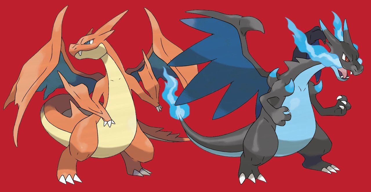 Homemega evolution charizard pokemon x y mega evolutions gamesided a video game news wallpaper - Pokemon tortank mega evolution ...