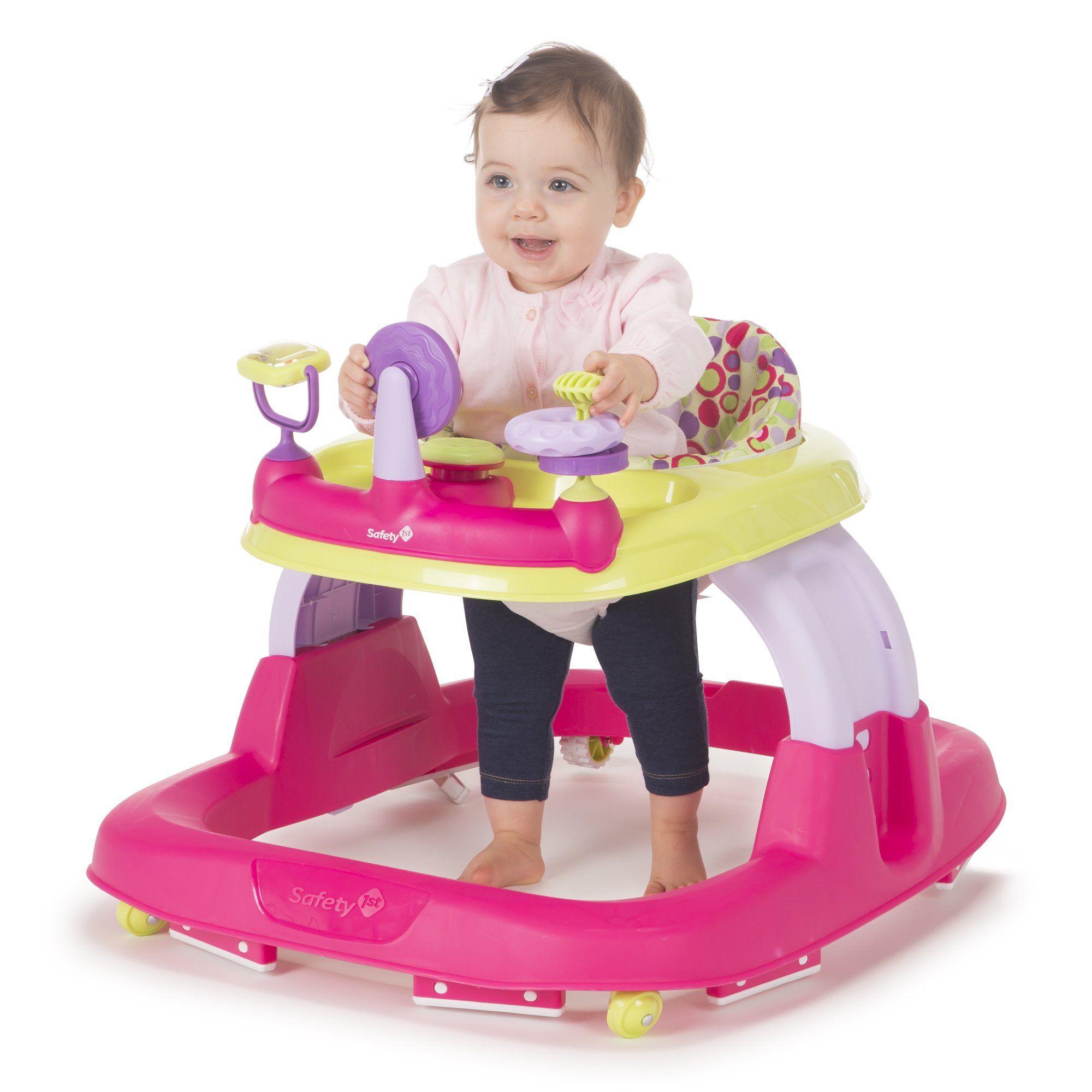 Safety 1st Ready, Set, Walk! Developmental Walker, Dottie