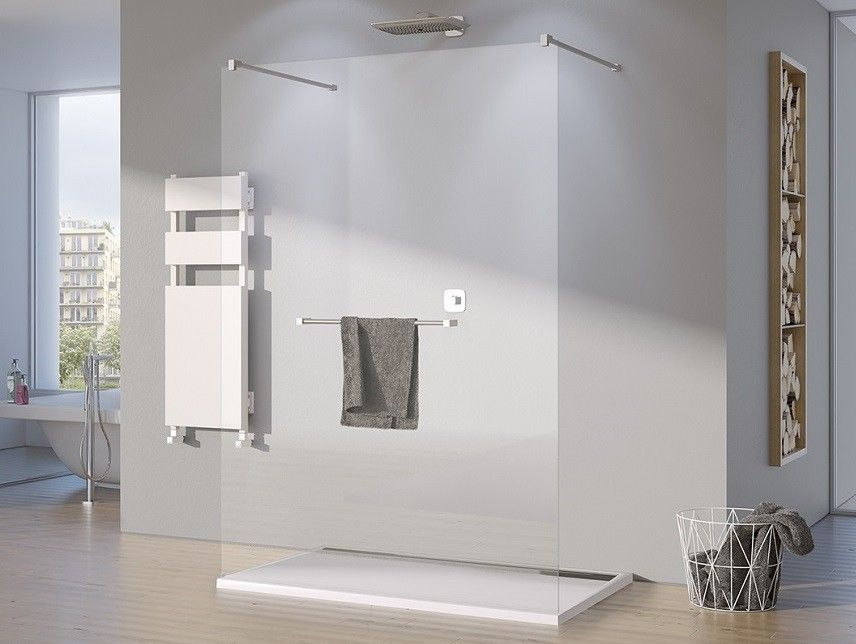 walk in duschwand 120 x 200 cm walk in dusche bathroom. Black Bedroom Furniture Sets. Home Design Ideas