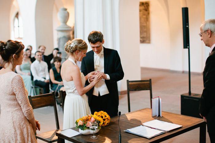 Hochzeit Trauung Standesamtliche Eheschließung Märkisches Museum